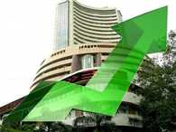 Volatile Sensex logs 1st Budget day gain in 4 yrs, up 141 pts