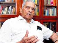 Shanti Bhushan once again attack on kejriwal
