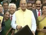 Finance Minister Arun Jaitley General budget main Points