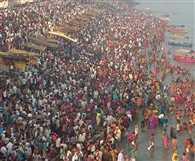 Huge Gatering In Ayodhya Regarding Ram Navmi