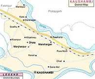 Sub Inspector Beaten By Public In Kaushambi