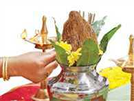 Navratri is considered incomplete without coconut worship