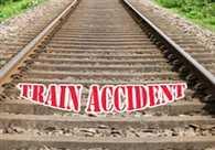 collision of Kalindi Express and car, two injured