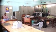 तबादले के बाद भी जमे डीपीआरओ कार्यालय में बाबू