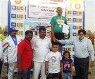बुजुर्ग रामकिशन ने नेशनल में जीते तीन गोल्ड, दो सिल्वर