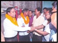 शिवनंदन बने चैंबर ऑफ कॉमर्स के अध्यक्ष, राम गोपाल सचिव