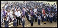 छात्र-छात्राओं ने चलाया स्वच्छता अभियान