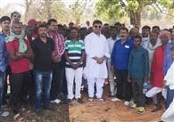 बुनियादी सुविधाओं से वंचित है ग्रामीण: डॉ. राहुल