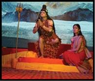 जीवंत हो उठी भारतीय संस्कृति