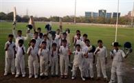 टेस्ट सीरीज जीतने पर युवा खिलाड़ियों ने मनाई खुशी