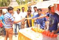 बजरंगियों ने मनाया हिंदू नववर्ष उत्सव