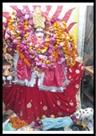 नवरात्र पर मंदिरों में उमड़ी भीड़