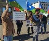 बलूचिस्तान पर पाक के अवैध कब्जे के खिलाफ फिर उठे बलूच, मनाया 'Black Day'