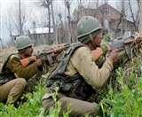 बडगाम में सुरक्षाबलों ने आतंकियों को घेरा, मुठभेड़ जारी