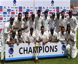 हर टेस्ट खेलने वाले देश के खिलाफ आखिरी टेस्ट सीरीज भारत ने जीती, देखें ये कमाल के आंकड़े