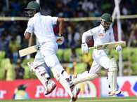 Bangladesh has strong start against pakistan in first test