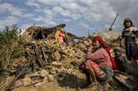 earthquake's four day in nepal,  death toll passes 4,350