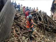 earthquake's fourth day in nepal,  death toll rises to 5000