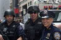 newyork police arrests one hundread twenty goons in massive operation