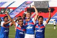 Bengaluru FC and Mohun Bagan in the pre-quarters