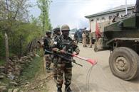 सैन्य शिविर पर आत्मघाती हमला, कैप्टन सहित तीन शहीद