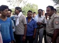 करंट से किशोर की मौत, ग्रामीणों ने लगाया जाम