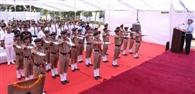 सैनिक स्कूल के छात्र प्रतिनिधियों को सौंपी जिम्मेदारियां