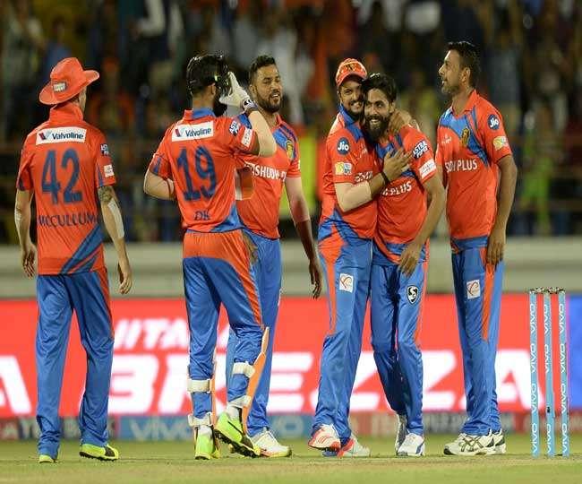 Gujarat Lions to face Mumbai Indians in IPL match