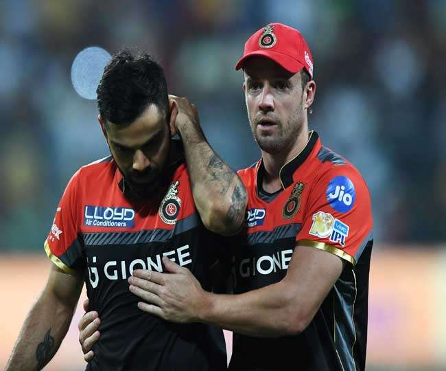 RCB to face Pune in IPL 10 match