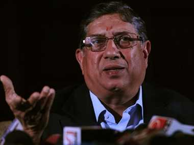 Profile of N Srinivasan
