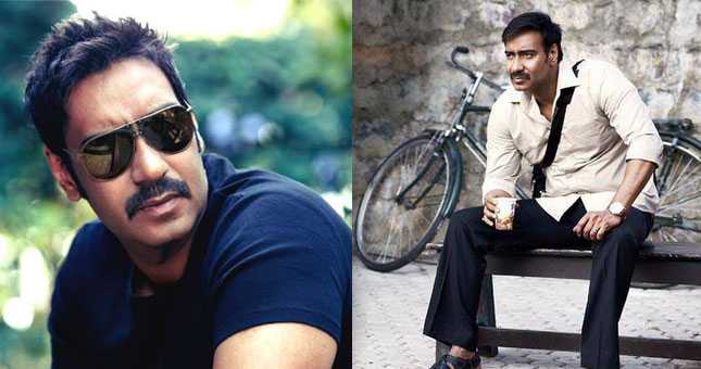 Revealed: The first look from Ajay Devgn's  Drishyam
