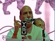 "Rajnath responded , "" Arunachal is ours will be ours """
