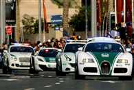 Dubai police has these luxury cars for patrolling