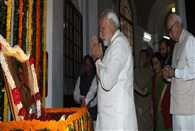 PM Modi pays tribute to VD Savarkar