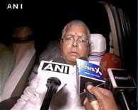 Lalu said -  who is demanding extortion in Bihar,? All rangdaars are in NDA