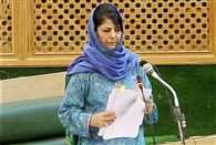 kashmiri pandit will back with full honour and dignity: Mehbooba Mufti