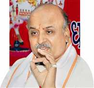 Bajrang Dal training within the Constitution: Togadia