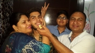 आर्ट्स टॉपर हिमांशु ने कहा-दिल्ली जाकर करूंगा आईएएस के लिए तैयारी