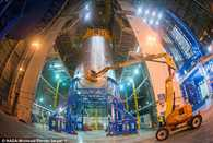 NASA will making the world's most powerful rocket