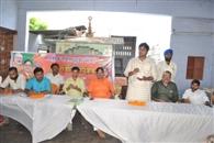 भाजपा कार्यकर्ताओं से किया संवाद