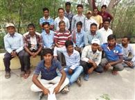 शिवम कंस्ट्रक्शन के मजदूरों को 4 माह से वेतन नहीं