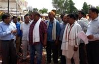 मेले में किसानों को दी गई सीख, भीड़ उमड़ी