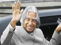 kalam's private life is too imitable