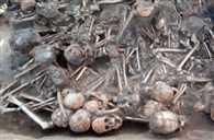 97 skeletons found from five thousand years old house in China