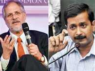 Kejriwal and Najeeb Jung fight on Circle rate