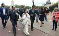 Mamata gives congratulation to people of UK