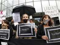 La Barbe: France's bearded feminists