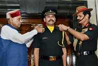 BCCI President Anurag Thakur joins territorial army