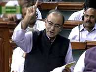 Finance Minister Arun jaitley hits back over price hike