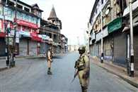 Curfew lifted from Kashmir except Anantnag town